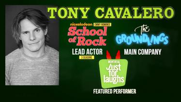 TONY CAVALERO