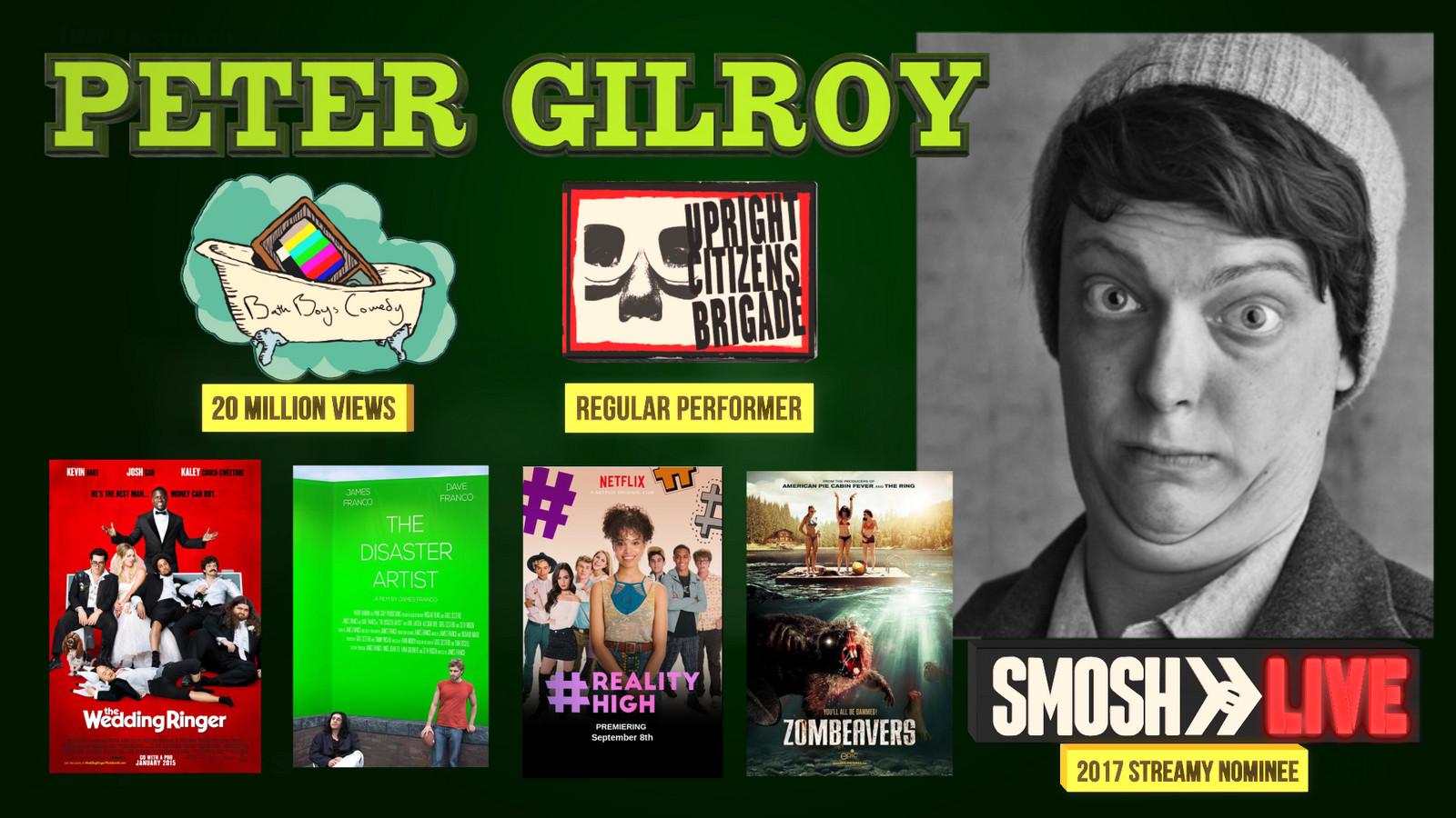 Peter Gilory