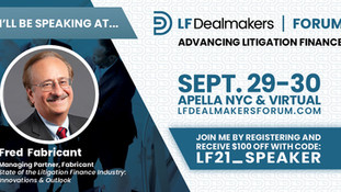 Join Us At LF Dealmakers Forum September 29th & 30th