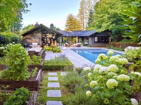 VERANDA Names Maiden Stone California Garden Project 'Best in Outdoor Living for 2021'