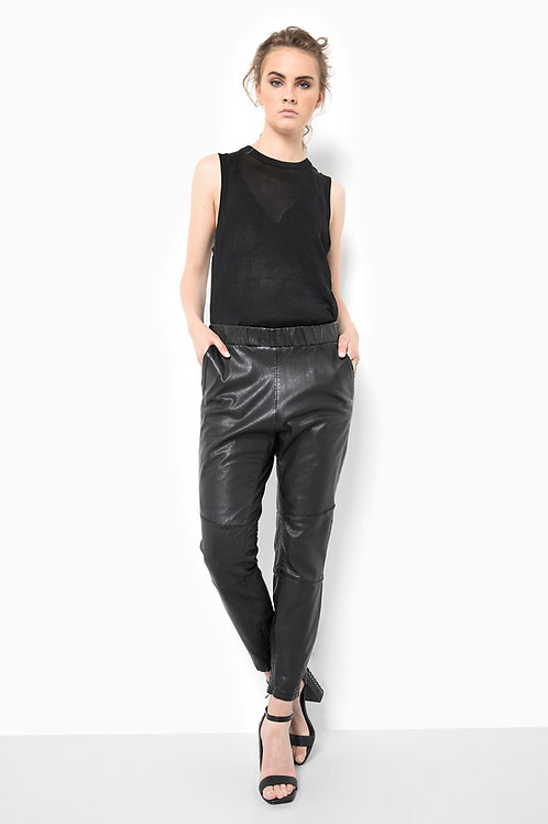 Tigha leather pants