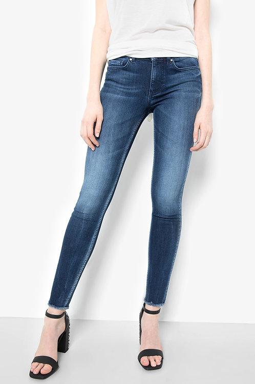 Tigha jeans -Ania ripped dark blue