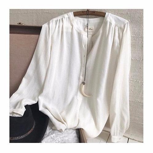JULES cotton gauze shirt
