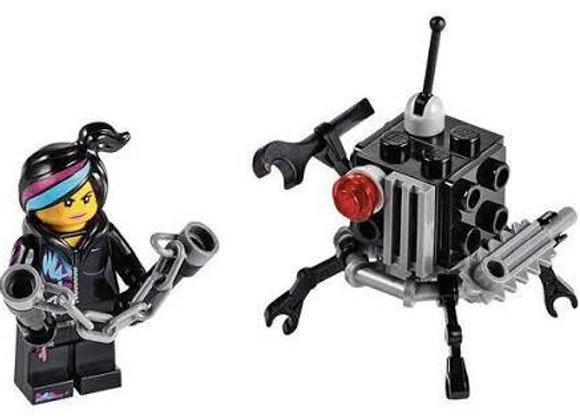 Lego the Movie Wildstyle Micro Manager 30281