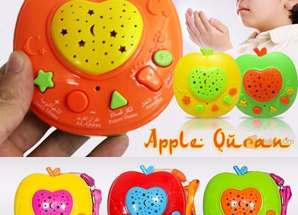 Mainan  Edukasi Anak Apple Quran