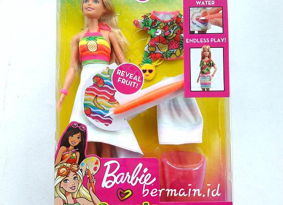 Boneka Barbie Crayola
