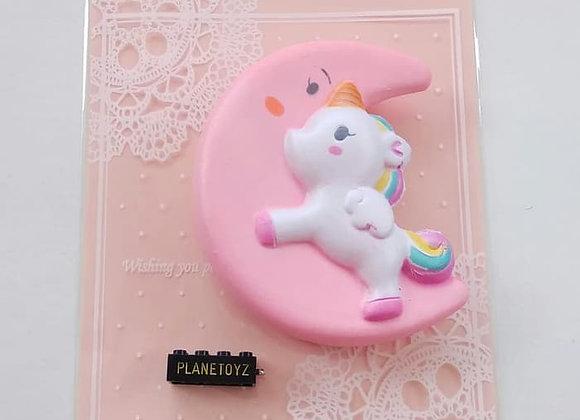 Squishy Flying Unicorn Mainan Anak