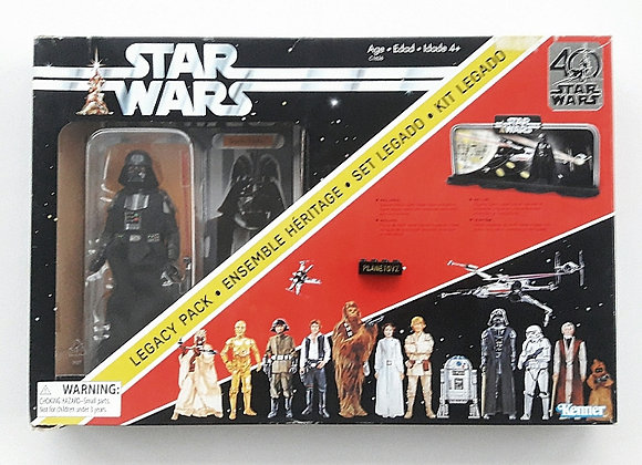 Star Wars Legacy Pack 40 Anniversary Darth Vader Diorama