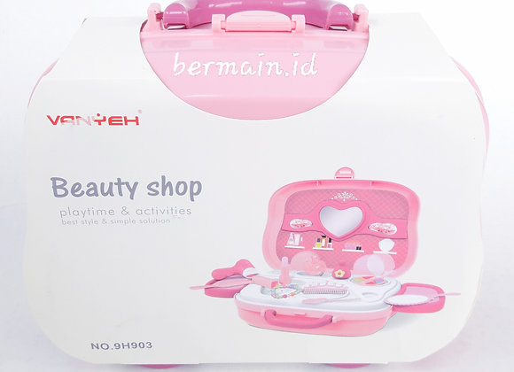 Beauty Shop Play Set Mainan Make Up Anak