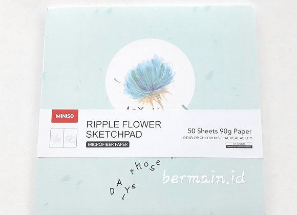 Ripple Flower Sketchpad book