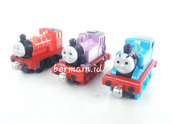 Thomas & Friends Laddy Mike Mainan Kereta Api Anak Magnet