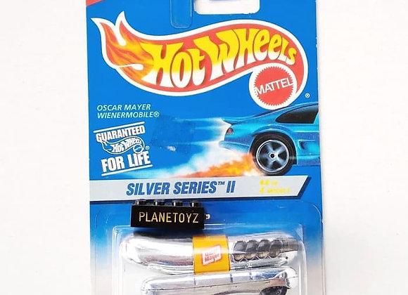 Hot Wheels Silver Surf ll Oscar Mayer Wild Silver Finish
