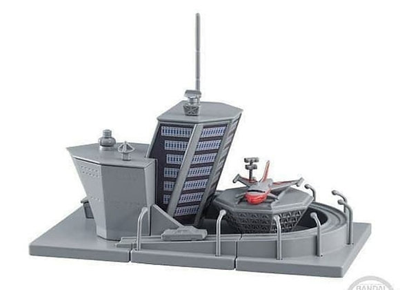 Shodo Choudou Ultraman Headquarter Home Base Diorama