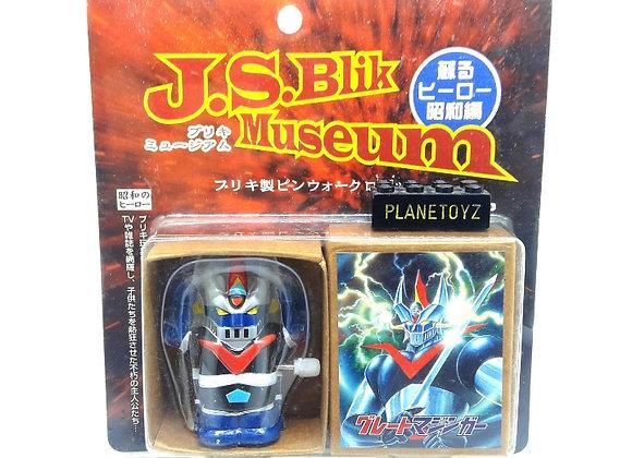 Js Blik Museum Great Mazinger Super Robot