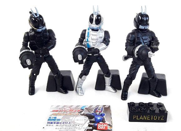 Kamen Rider Kabuto Zectrooper Zect trooper Bandai