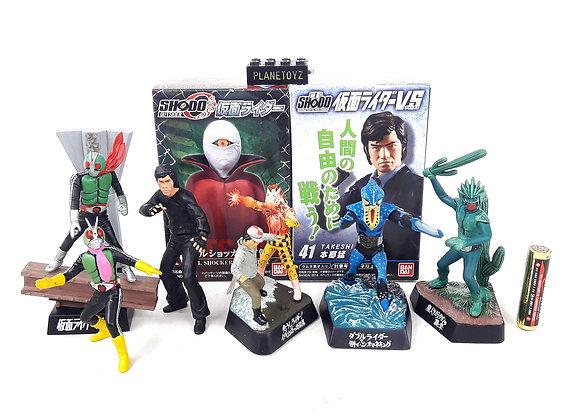 Kamen Rider Shin Ichigo Nigo 1 2 Takeshi Hongo Bandai