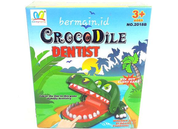 Crocodile Dentist Mainan Anak Mainan Gigi Buaya