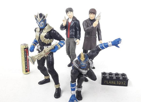 Kamen rider ibuuki izumi Hibiki Bandai