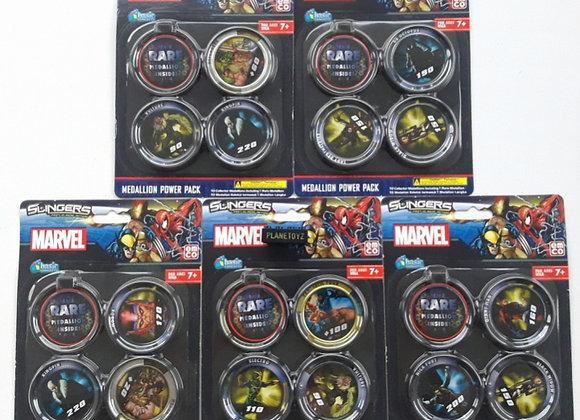 Marvel Medalion Power Pack Sling shot Emco