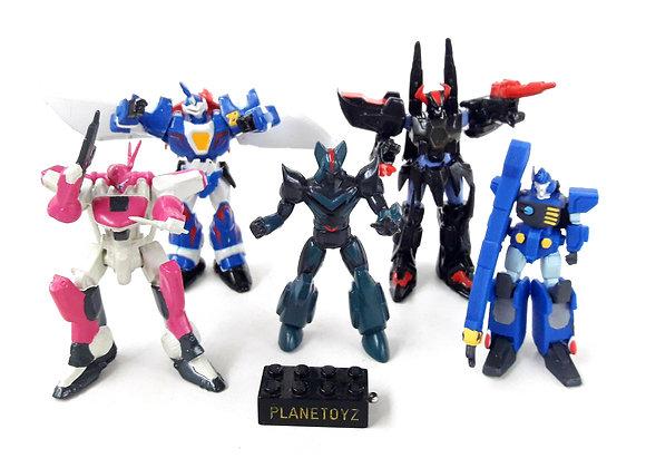 Tetsujin 28 Go Fx Gigantor Black Ox Giant Robot Series