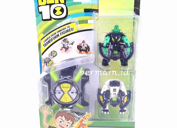 Ben 10 Omni Launch Battle Figures