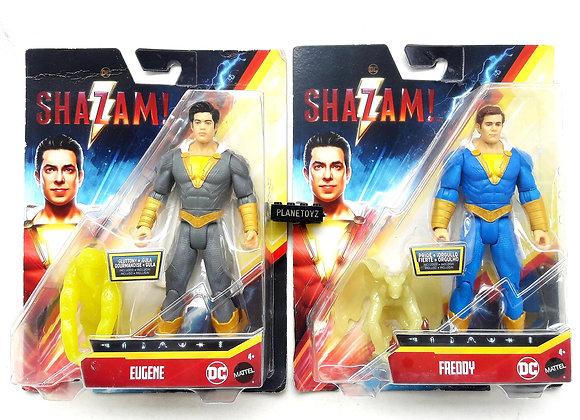 Shazam Dc Movie  Ugene & Freddy Mattel