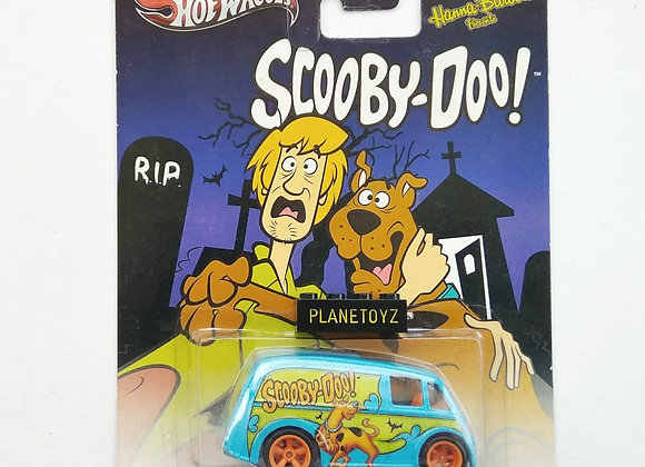 Hot Wheels Scoby doo Quick D-Livery Die Cast