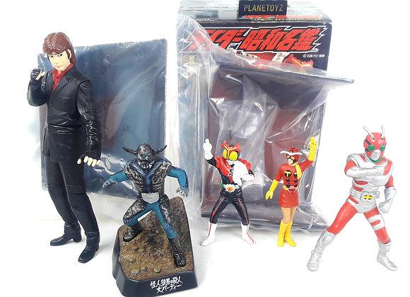 Kamen Rider Stronger Golden Wolf Kuuga Zx