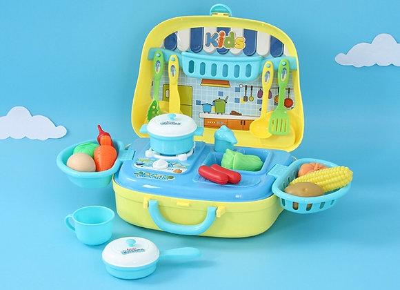 Kitchen Play Toy Set Mainan Anak