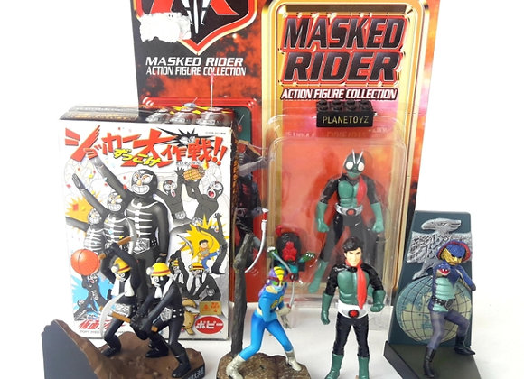 Kamen Rider 1 2 Old Cyclone Sakurajima Vers