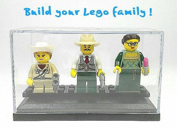 Lego Minifigure Family Set