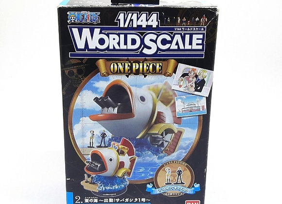 One Piece World Scale Diorama Bandai