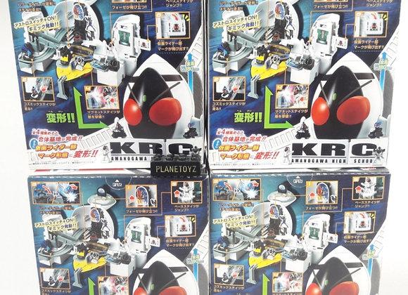 Kamen Rider Fourze Sishun Gattai Astro Home Base Candy Toys d