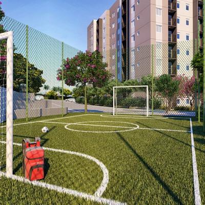 Campo de futebol - Ipês