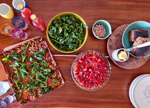 How we eat: honoring food traditions