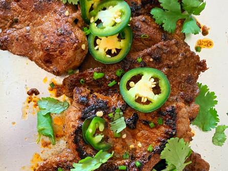 Recipe: Spicy Fiesta Steak