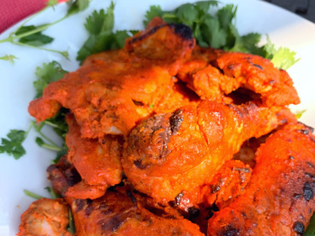 Tandoori Chicken, Simplified