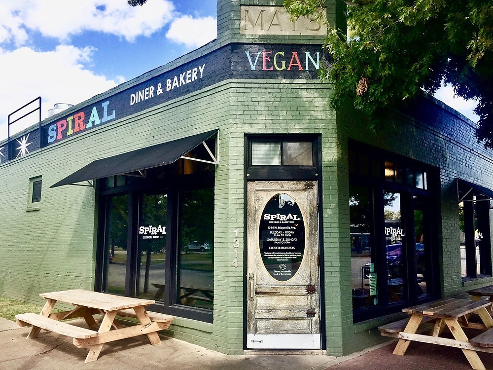 vegan restaurant dallas