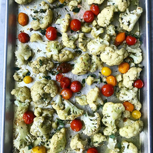 Mediterranean Cauliflower