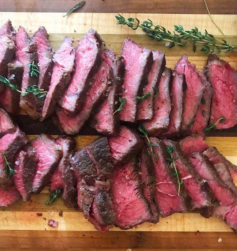 Grass-fed Strip Steak