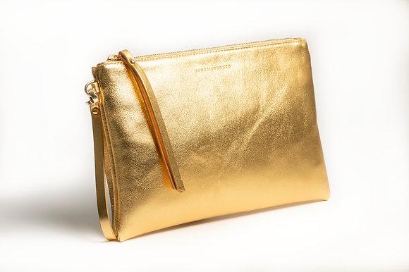 PATTY Pochette Gold