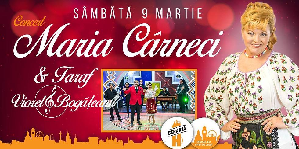 Concert alături de Maria Cârneci