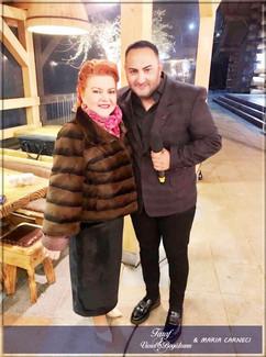 Împreună cu Maria CÂRNECI