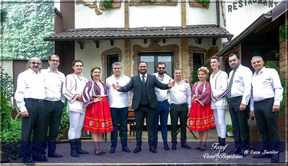 Taraful VIOREL BOGĂȚEANU la Casa Jienilor (videoclip)