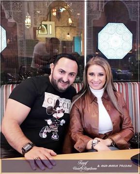 Împreună cu Ana-Maria PRODAN