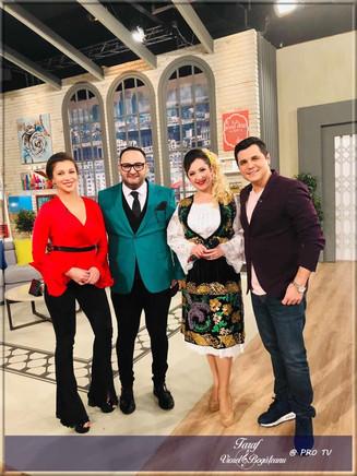 Taraful VIOREL BOGĂȚEANU la PRO TV / Vorbește lumea