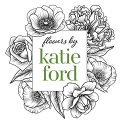 Flowers by Katie Ford Logo