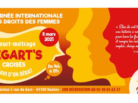 Regart's croisés pour la journée internationale des Droits des Femmes