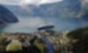 visit Eidfjord with kayak, Hardangerfjord kayak rental
