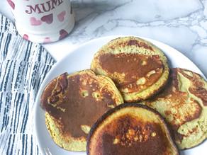 RECIPE: Hemp and Banana Protein Pancakes